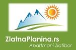 "Apartmani ""Zlatna planina"" Logo"